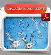 Narzędzia do tracheotomii