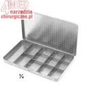 SAUERBRUCH - kasetka  do sterylizacji